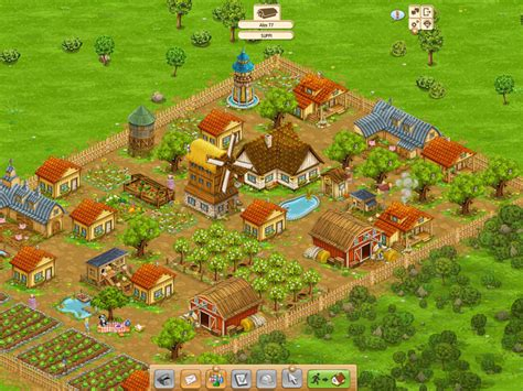 Goodgame Big Farm - Play online for free | Youdagames