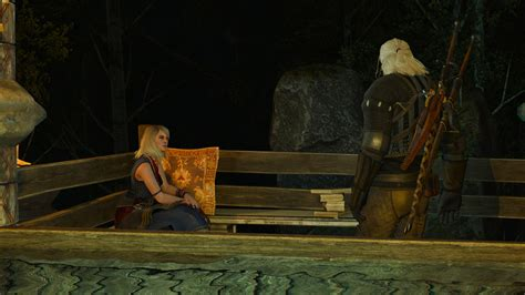 The Witcher 3 Romance Guide - How to Romance Yennefer