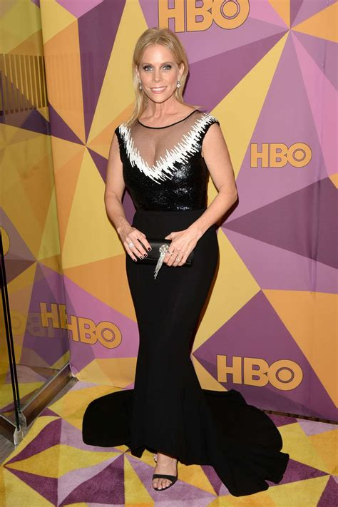 Cheryl Hines – HBO's Official Golden Globe Awards After