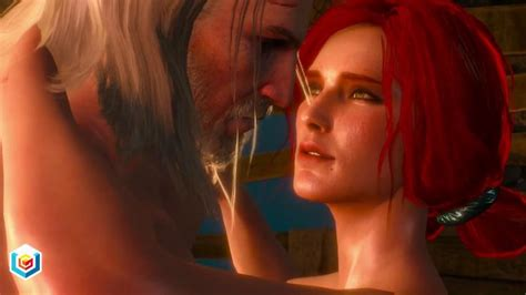 The Witcher 3 Wild Hunt Triss Merigold Romance Guide