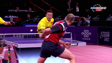ITTF Top 10 Table Tennis Points of 2013 - YouTube
