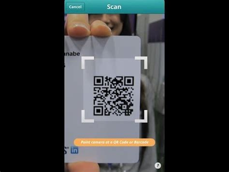 Simple QR Barcode Scanner using Google Vision API Android