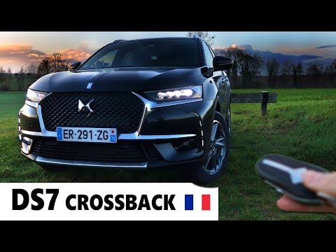 First drive: the new DS 4 and DS 4 Crossback   Top Gear
