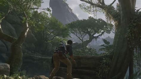 Uncharted 4: A Thief's End - Gameplay Demo (PlayStation