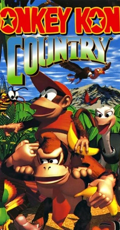 Donkey Kong Country (Video Game 1994) - Release Info - IMDb
