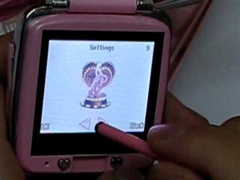 Valentine's Day gift cell phone dual sim Barbie p520