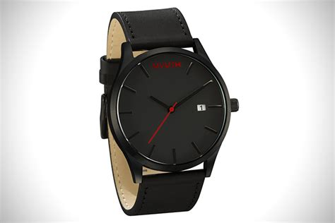 Black Out: 21 Best All-Black Watches for Men   HiConsumption