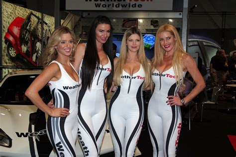 WeatherTech Girls - a photo on Flickriver