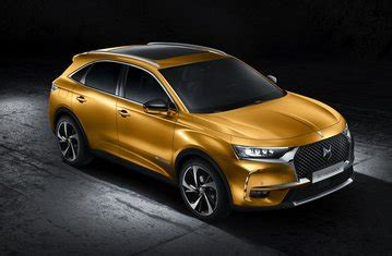 Official DS7 Crossback safety rating
