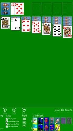 Classic Solitaire (Free) for Windows 8 and 8
