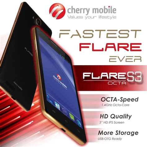 Cherry Mobile Flare S3 Octa: 5-inch octa-core Android