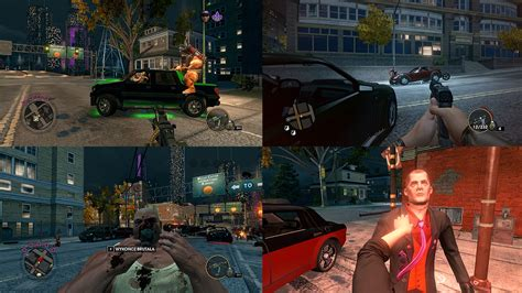 First-person camera experiment | Saints Row Mods